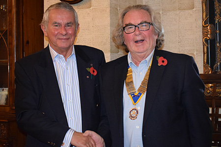 Welcome to Rotary Roger!