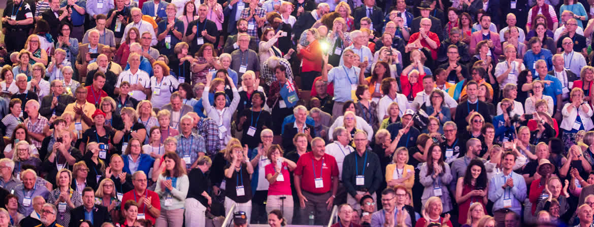Rotary International Convention 2018, Toronto © Rotary International