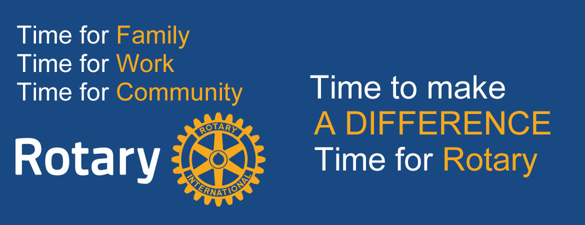 Why join Rotary?