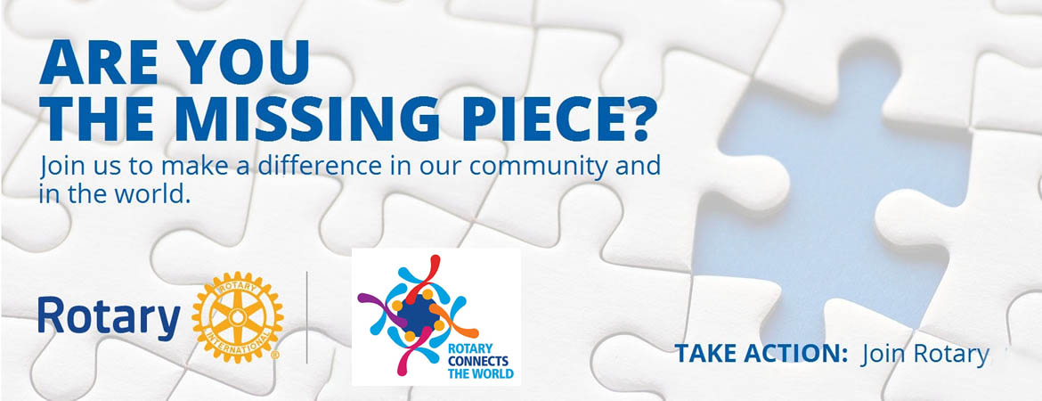 Are you the missing piece?