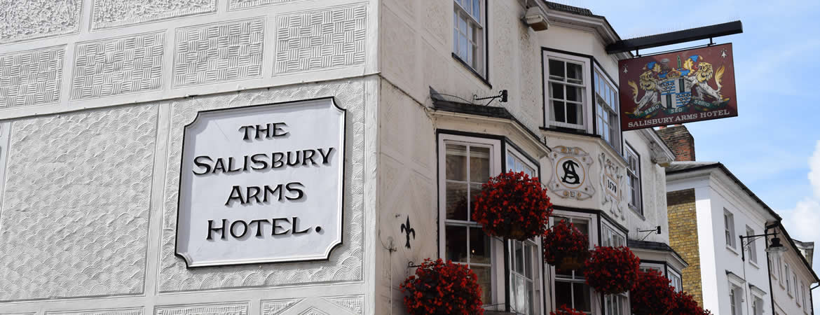 The Salisbury Arms Hotel, Hertford